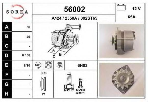 EAI 56002 Генератор