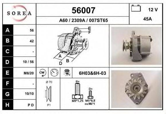 EAI 56007 Генератор