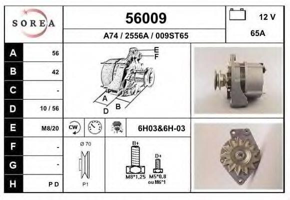 EAI 56009 Генератор