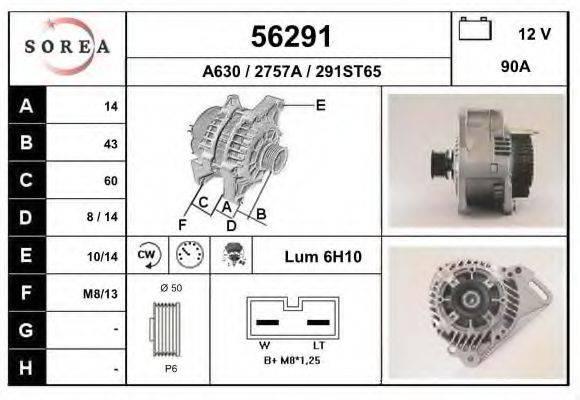 EAI 56291 Генератор
