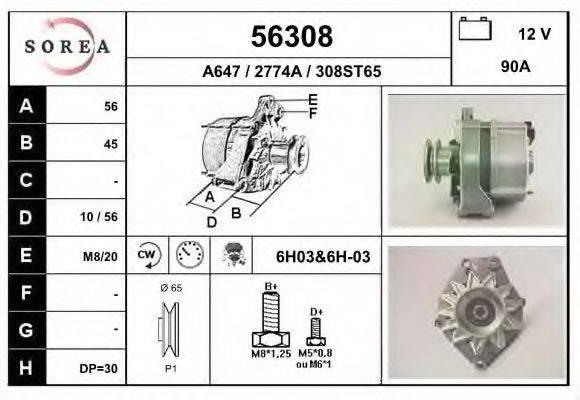 EAI 56308 Генератор