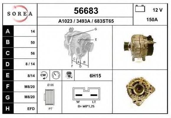 EAI 56683 Генератор