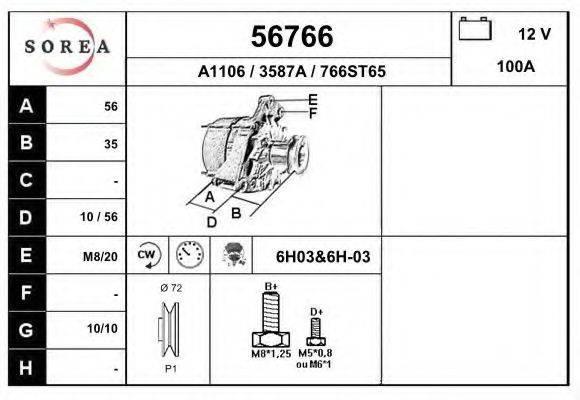 EAI 56766 Генератор