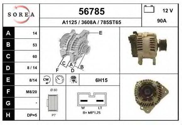 EAI 56785 Генератор
