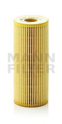 MANN-FILTER HU7262X Фильтр масляный ДВС