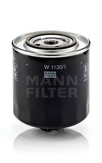 MANN-FILTER W11301 Фильтр масляный ДВС