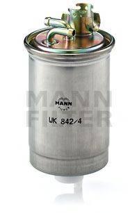 MANN-FILTER WK8424 Топливный фильтр