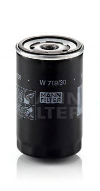 MANN-FILTER W71930 Фильтр масляный ДВС