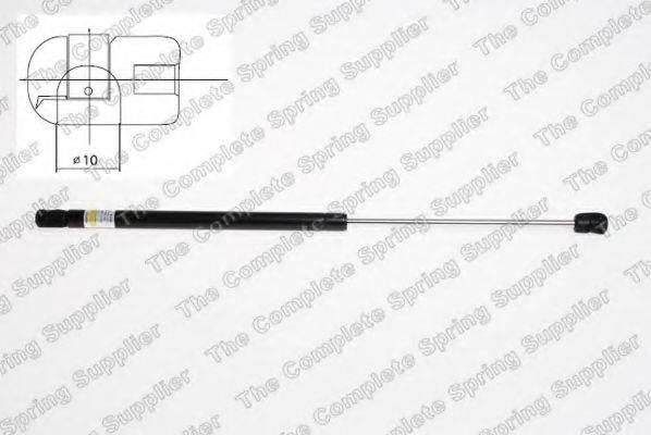 ROC GS0480 Амортизатор багажника