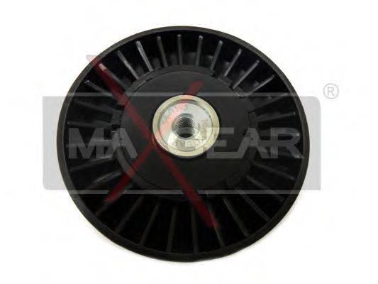 MAXGEAR 540395 Натяжной ролик, поликлиновой  ремень