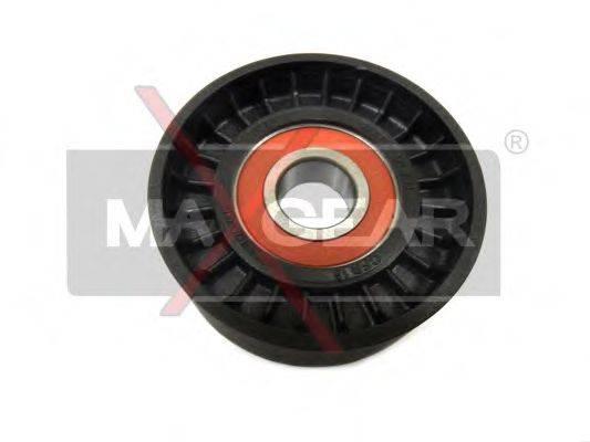 MAXGEAR 540352 Натяжной ролик, поликлиновой  ремень
