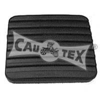 CAUTEX 460049 Педальные накладка, педаль тормоз