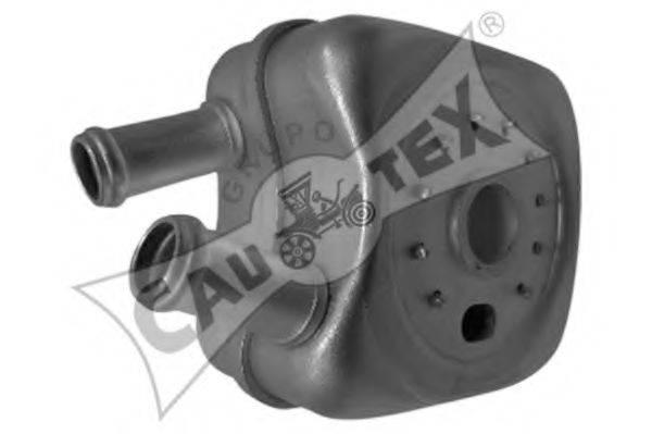 CAUTEX 462435 Масляный радиатор