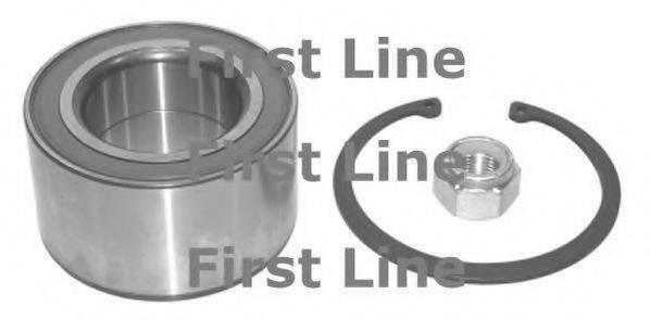 FIRST LINE FBK701 Подшипник ступицы
