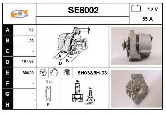 SNRA SE8002 Генератор