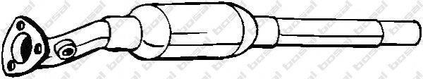 BOSAL 098250 Конвертор- катализатор