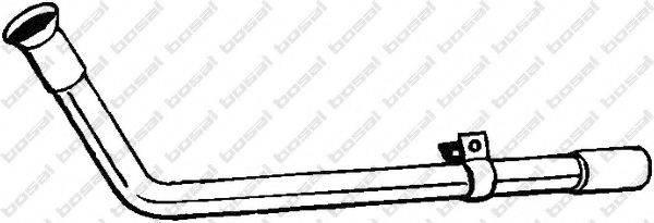 BOSAL 099916 Конвертор- катализатор
