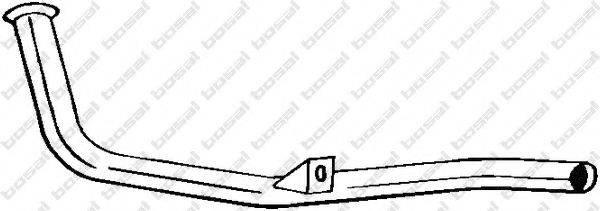 BOSAL 786397 Труба выхлопного газа