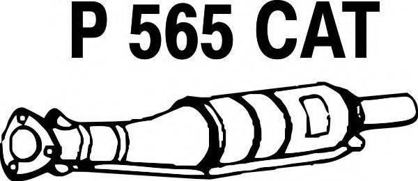 FENNO P565CAT Конвертор- катализатор