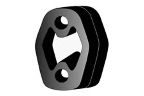 FENNO X30203 Резиновые полоски, система выпуска