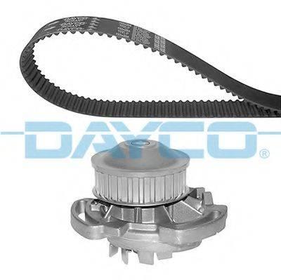 DAYCO KTBWP7280 Водяной насос + комплект зубчатого ремня