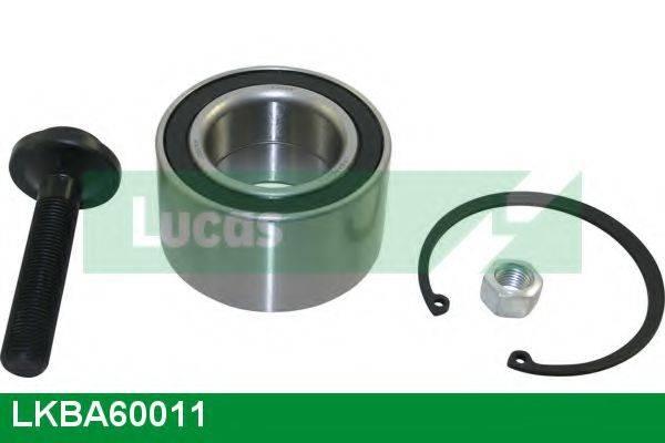 LUCAS ENGINE DRIVE LKBA60011 Подшипник ступицы