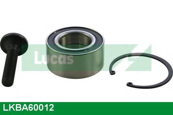 LUCAS ENGINE DRIVE LKBA60012 Подшипник ступицы