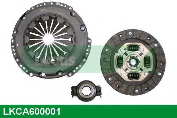 LUCAS ENGINE DRIVE LKCA600001 Комплект сцепления
