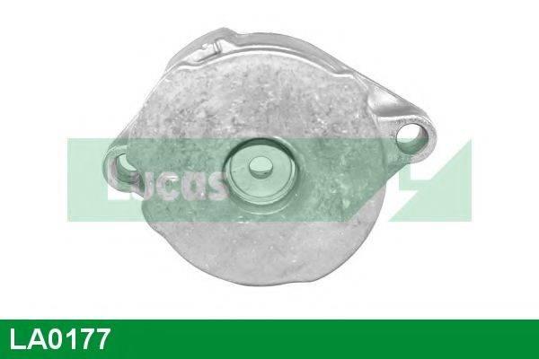 LUCAS ENGINE DRIVE LA0177 Натяжной ролик, поликлиновой  ремень