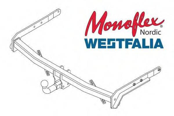 MONOFLEX 118005 Прицепное оборудование