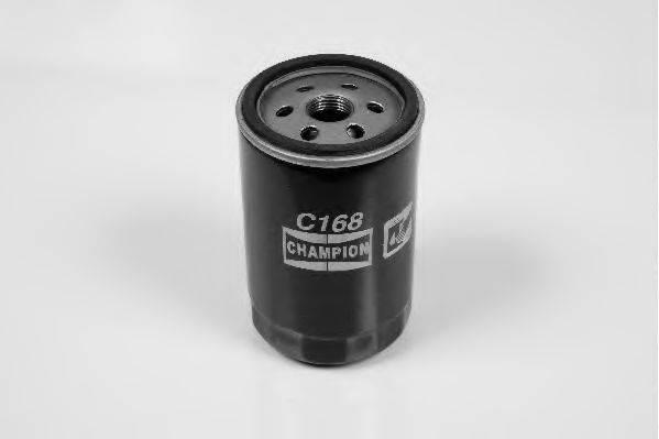 CHAMPION C168606 Фильтр масляный ДВС
