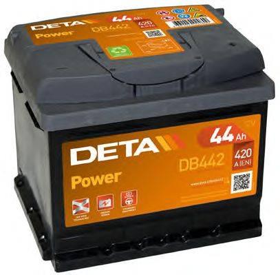DETA DB442 Аккумулятор автомобильный (АКБ)