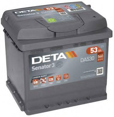 DETA DA530 Аккумулятор автомобильный (АКБ)