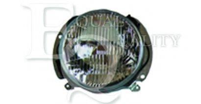 EQUAL QUALITY PP0113N Вставка фары, основная фара