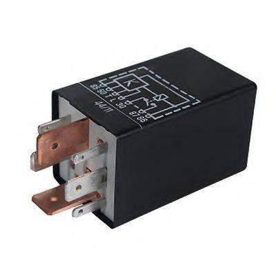 FISPA 28557 Блок управления, время накаливания