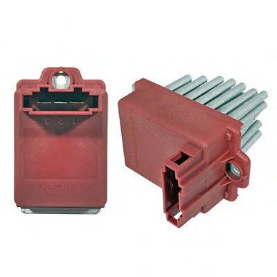 FISPA 106027 Регулятор, вентилятор салона