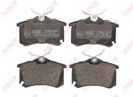 ABE C2W026ABE Тормозные колодки