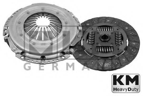 KM GERMANY 0691551WOF Комплект сцепления