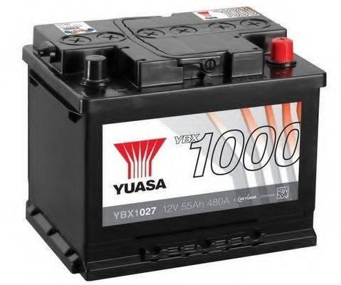 YUASA YBX1027 Аккумулятор автомобильный (АКБ)