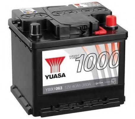 YUASA YBX1063 Аккумулятор автомобильный (АКБ)