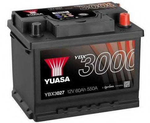 YUASA YBX3027 Аккумулятор автомобильный (АКБ)