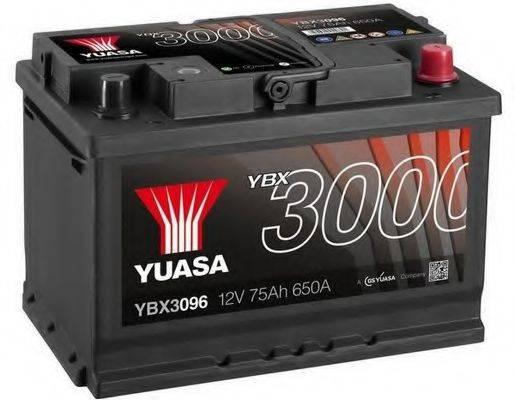 YUASA YBX3096 Аккумулятор автомобильный (АКБ)