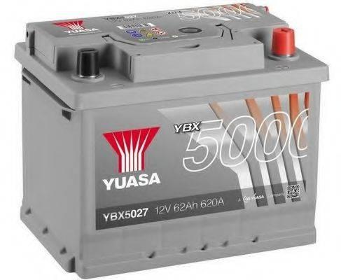 YUASA YBX5027 Аккумулятор автомобильный (АКБ)