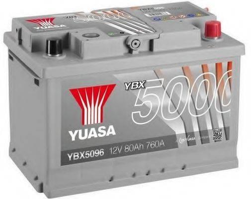 YUASA YBX5096 Аккумулятор автомобильный (АКБ)