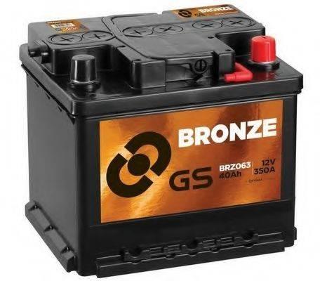 GS BRZ063 Аккумулятор автомобильный (АКБ)