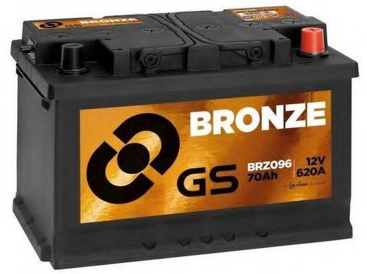 GS BRZ096 Аккумулятор автомобильный (АКБ)