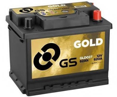 GS GLD027 Аккумулятор автомобильный (АКБ)