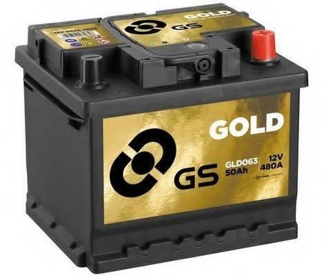 GS GLD063 Аккумулятор автомобильный (АКБ)