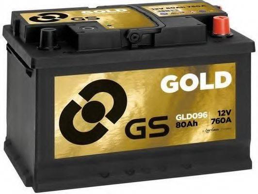 GS GLD096 Аккумулятор автомобильный (АКБ)