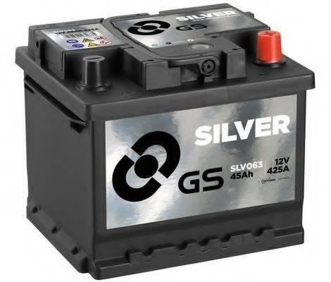 GS SLV063 Аккумулятор автомобильный (АКБ)